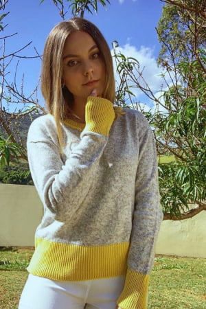 Blusa Tricot Fernanda